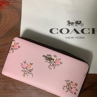 COACH - 売り切り!新品未使用 コーチ 長財布 レディース 正規品