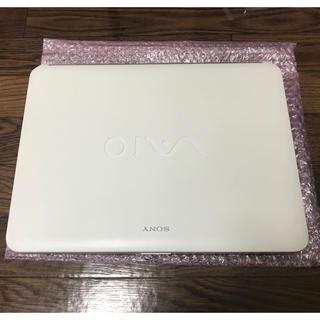 SONY - 展示品!SONY VAIO 15.4型 ドライブ搭載ノートパソコン 1台限定!