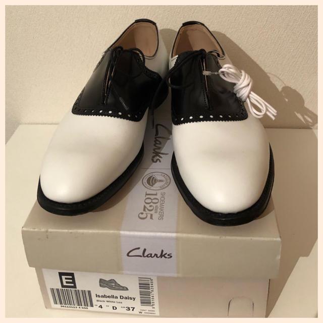 Clarks(クラークス)の☆新品☆Clarks ドレスシューズ 23cm レディースの靴/シューズ(ローファー/革靴)の商品写真