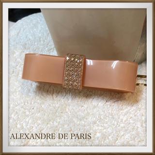 Alexandre de Paris - 【美品】アレクサンドル ドゥパリ バレッタ