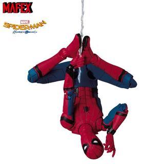 メディコムトイ(MEDICOM TOY)のMAFEX SPIDER-MAN(HOMECOMING Ver.)スパイダーマン(アメコミ)