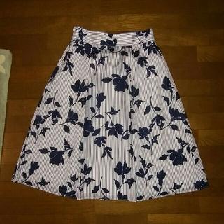 UNTITLED - UNTITLED スカート美品