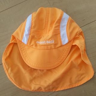 モンベル(mont bell)のモンベル ベビー用サハラキャップ(中古)(帽子)