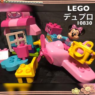 Lego - LEGO デュプロ ディズニー 10830 ミニーのカフェ 欠品無し おまけ付き