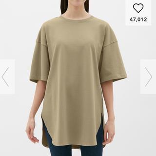 ジーユー(GU)の✾GU✾ヘビーウェイトオーバーサイズT M(Tシャツ(半袖/袖なし))
