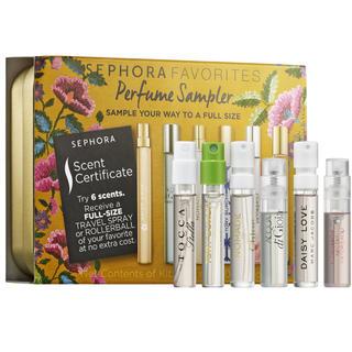 セフォラ(Sephora)のSephora favorite perfume sampler セフォラ 香水(香水(女性用))