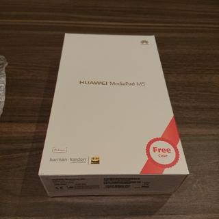 アンドロイド(ANDROID)のMediaPad M5 LTEモデル SHT-AL09 SIMフリー(タブレット)