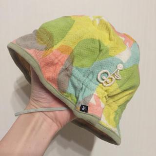 ミナペルホネン(mina perhonen)のミナペルホネン ベビー ハット 帽子(帽子)