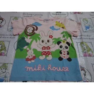 mikihouse - ミキハウス 100センチ 半袖Tシャツ