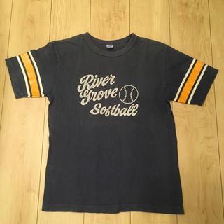 DUBBLE WORKS - ダブルワークス tシャツ ベースボールシャツ 36 38