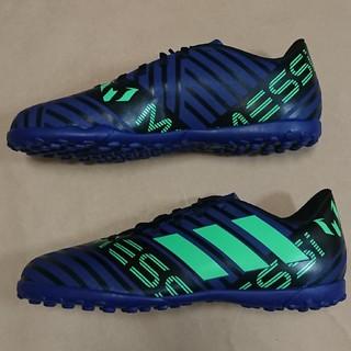 アディダス(adidas)のサッカートレーニングS 24cm アディダス NEMESIS 17.4 TFJ(シューズ)
