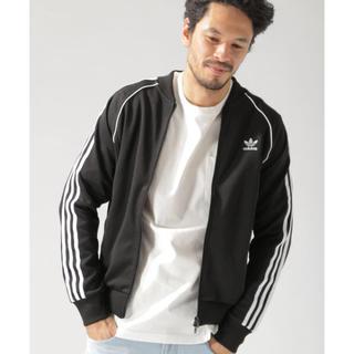 adidas - 【新品未使用】adidas originals トラックトップ ブラック L
