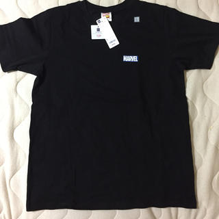 GU - marvel グラフィックtシャツ