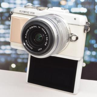 OLYMPUS - ⭐️新品級⭐️Wi-Fi搭載!オリンパス E-PL7 レンズセット 安心保証付