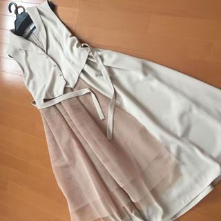 Ameri VINTAGE -  Ameri VINTAGE TULLE DOCKING DRESS
