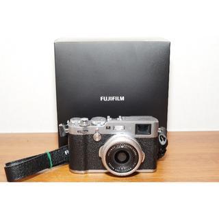 富士フイルム - 【新古】FUJIFILM X100F-S と 純正フードのセット