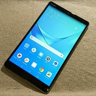 アンドロイド(ANDROID)のHuawei MediaPad M5 8.4 WiFi版本体のみ(タブレット)