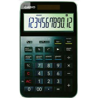 カシオ(CASIO)の新品未使用カシオプレミアム電卓S100(その他)