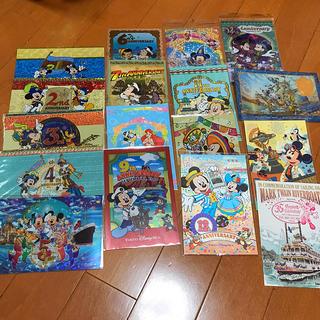 ディズニーシー 1周年〜16周年 ポストカードセット