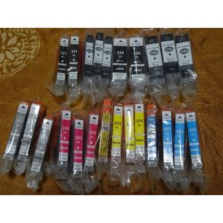 新品 キャノン 互換 インクカートリッジ セット BCI-350 351 XL