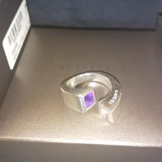 Gucci - GUCCIの指輪