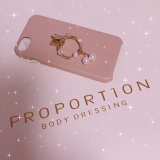 PROPORTION BODY DRESSING - プロポ iPhoneケース♡