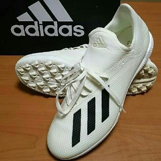 アディダス(adidas)のadidas  XTANGO18.3TF  27.5cm(シューズ)