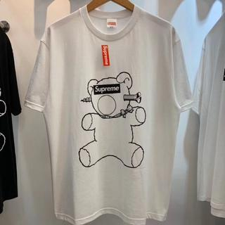 Supreme - 新品未使用:シュプリーム コットンTシャツ Supreme