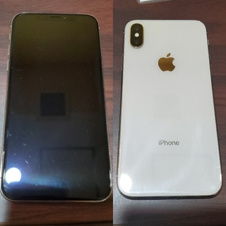 iPhoneX 64gb au