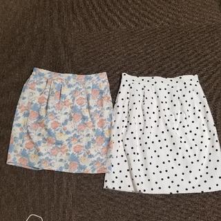 デビュードフィオレ(Debut de Fiore)のDebutdeFireスカート(ひざ丈スカート)