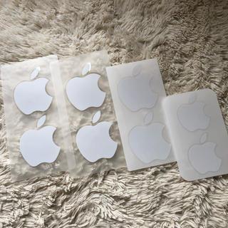 アップル(Apple)のapple 純正 ステッカーシール(ノベルティグッズ)