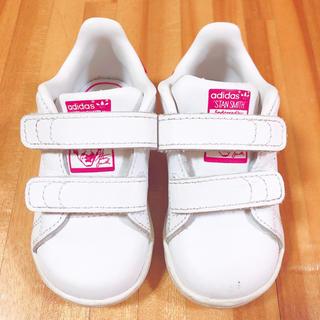 adidas - キッズ adidas スタンスミス スニーカー
