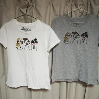 ジーユー(GU)のGU Tシャツ 三浦大知(Tシャツ(半袖/袖なし))