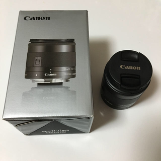 Canon - canon EF-M11-22mm F4-5.6 IS STM