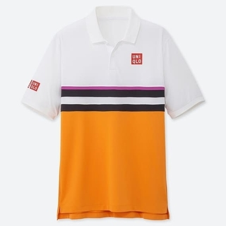 ユニクロ(UNIQLO)のユニクロ テニスウェア2019 全仏&クレーシーズン 錦織圭着用 フェデラー(ウェア)
