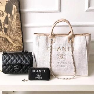 CHANEL - ハンドバッグ/クロスボディ/財布