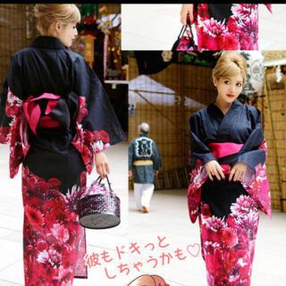 Rady - 新品 ♡ Rady ♡ 浴衣 ♡ リゾフラ 黒 ♡ ノベルティ
