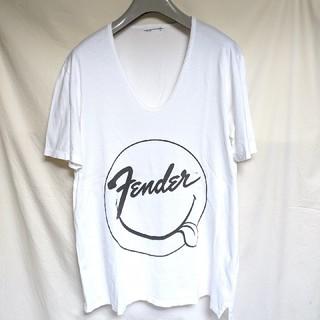 ラッドミュージシャン(LAD MUSICIAN)のラッドミュージシャンFenderロゴカットソー(Tシャツ/カットソー(半袖/袖なし))