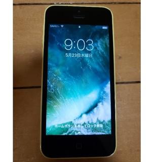 iPhone - au iPhone5C 16GB