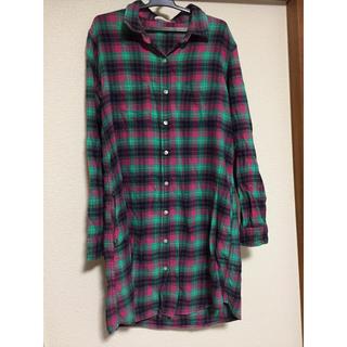 ジーユー(GU)のGU ロングシャツ(シャツ/ブラウス(長袖/七分))