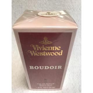 ヴィヴィアンウエストウッド(Vivienne Westwood)の新品未開封‼️ヴィヴィアンウエストウッド ブドワール30ml(香水(女性用))