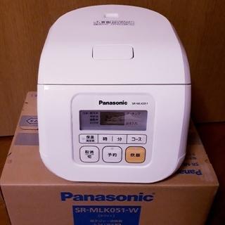 Panasonic - Panasonic 炊飯器 3合炊き