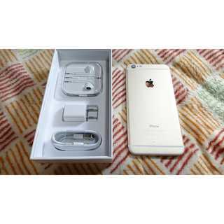 softbank iPhone6 Plus 64GB ゴールド MGAK2J/A