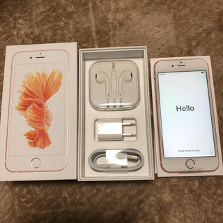 Apple - iPhone6s 32GB 新品 SIMロック解除済 SIMフリー