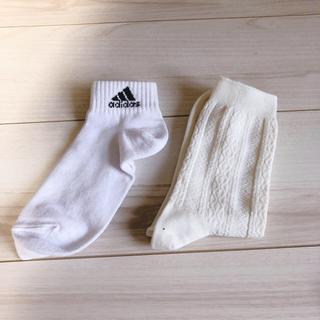 アディダス(adidas)の☆新品あり☆ソックス5点セット(ソックス)