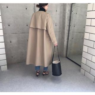 ドゥーズィエムクラス(DEUXIEME CLASSE)のella トレンチコート classical trench coat(トレンチコート)