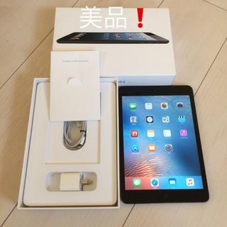 Apple - 【美品】備品完備!Apple  iPad mini 16G wifiモデル