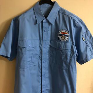百里基地 航空団エンブレム付きシャツ(Tシャツ/カットソー(半袖/袖なし))