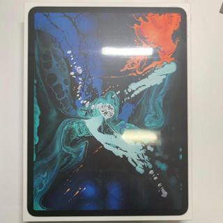 アイパッド(iPad)の新品 iPad Pro 12.9インチ 512GB スペースグレ(タブレット)