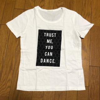 ジーユー(GU)のGU Tシャツ(Tシャツ(半袖/袖なし))